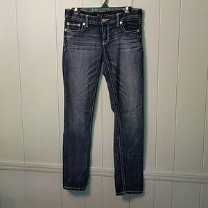 Express Stella Lowrise Skinny jeans